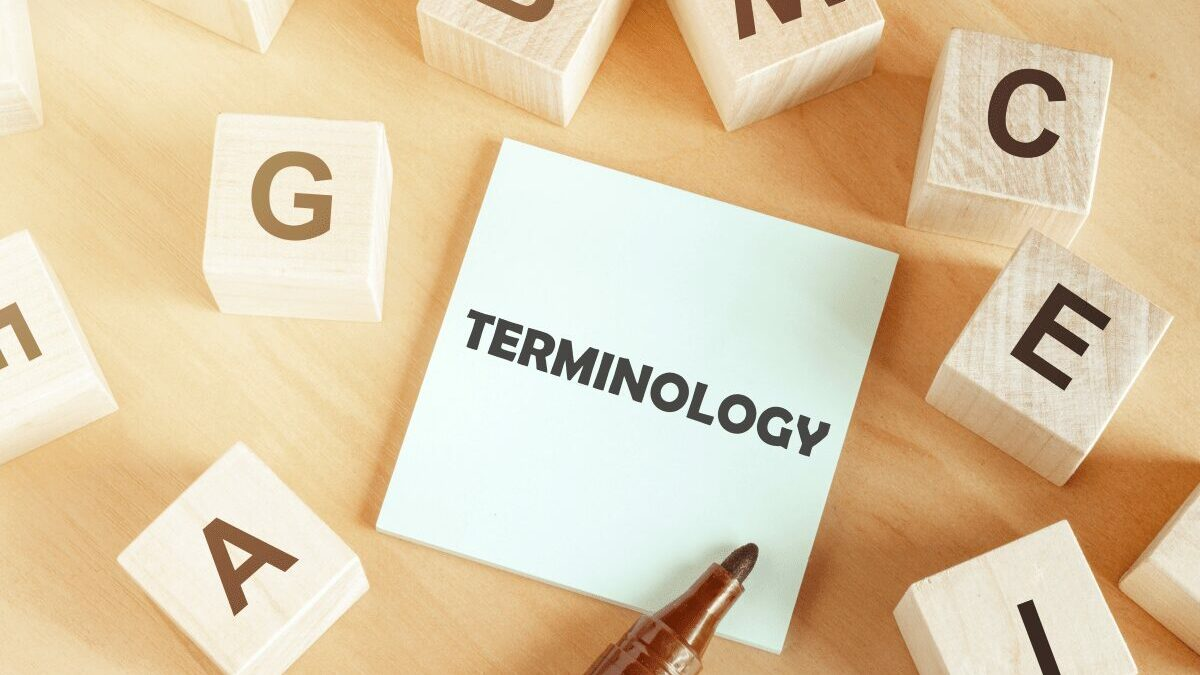 Software Terminology in Tech